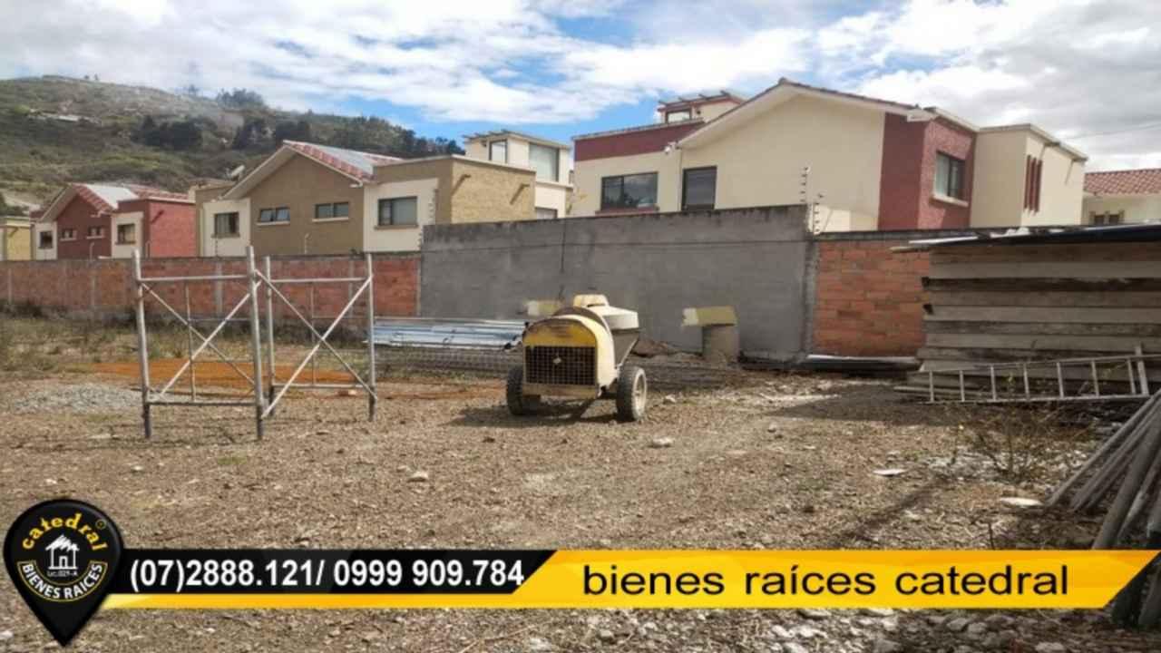 Land for Rent in Cuenca Ecuador sector S/T
