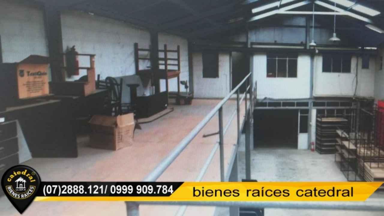 Nave Industrial de Alquiler en Cuenca Ecuador sector ORDOÑEZ LASSO - SUPERMAXI
