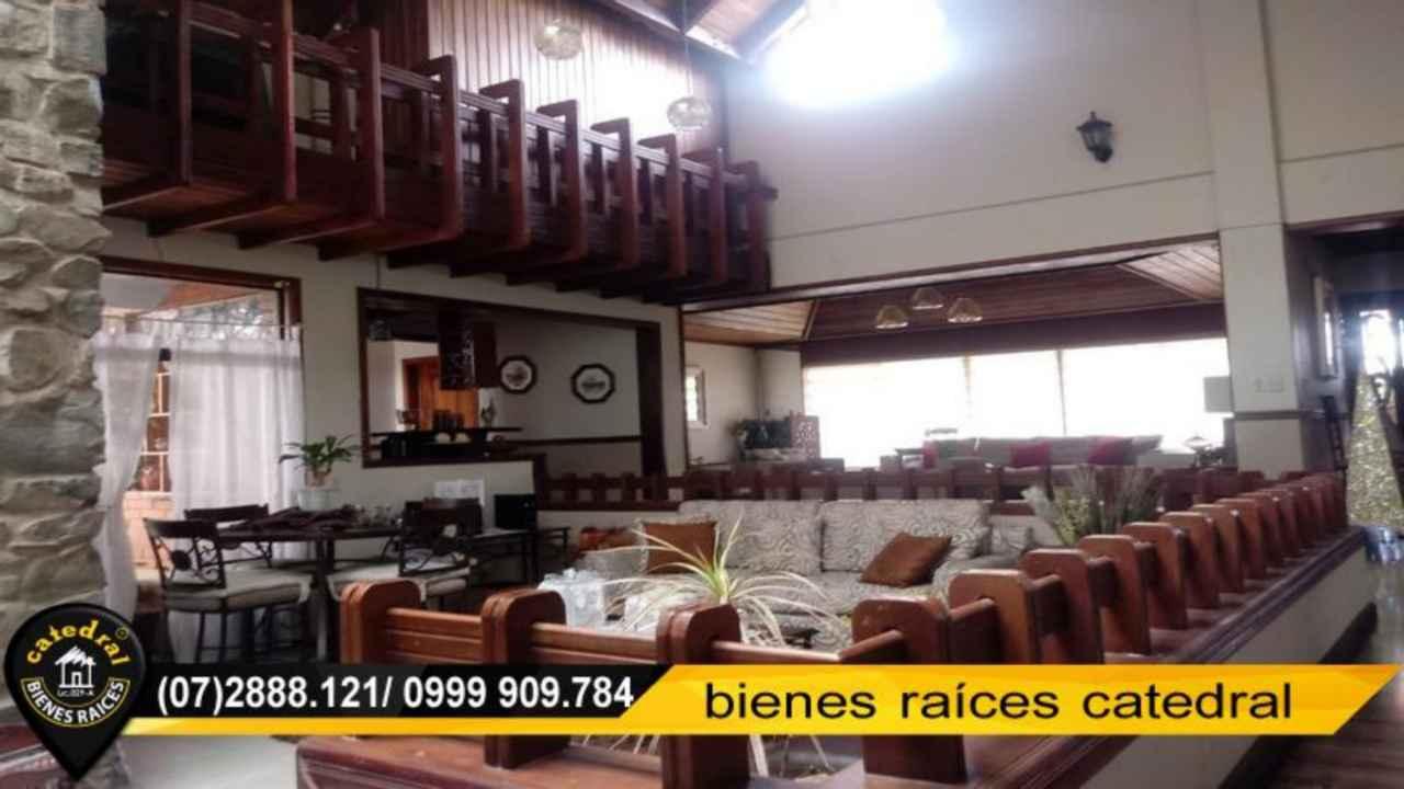 House for Rent in Cuenca Ecuador sector Primero de Mayo - 3 Puentes
