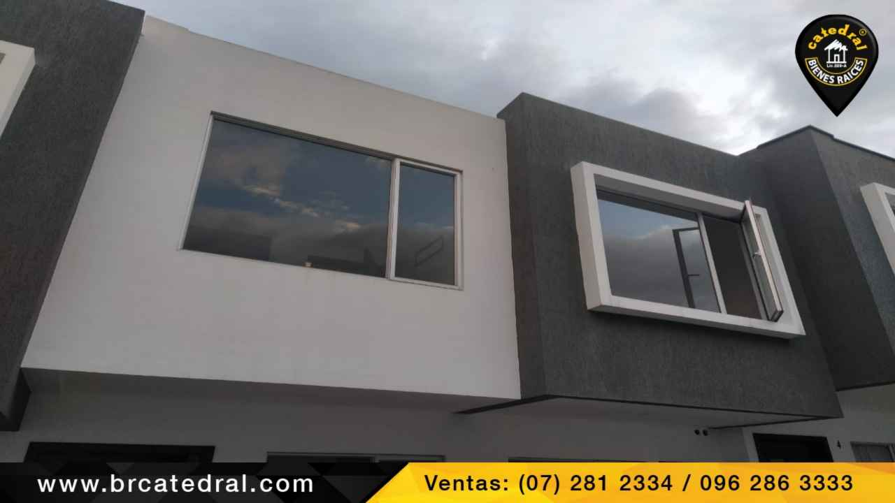 House for Sale in Cuenca Ecuador sector Av El Tejar