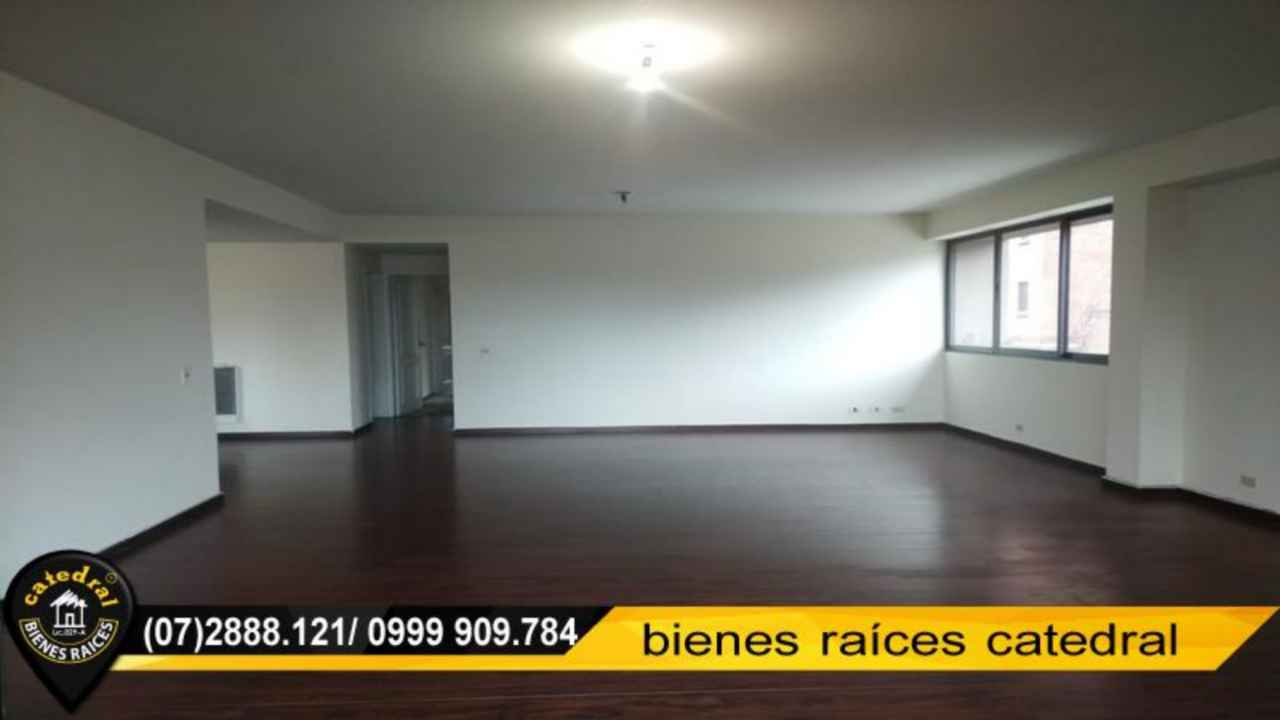 Apartment for Rent in Cuenca Ecuador sector Ordoñez Lasso - Oro Verde