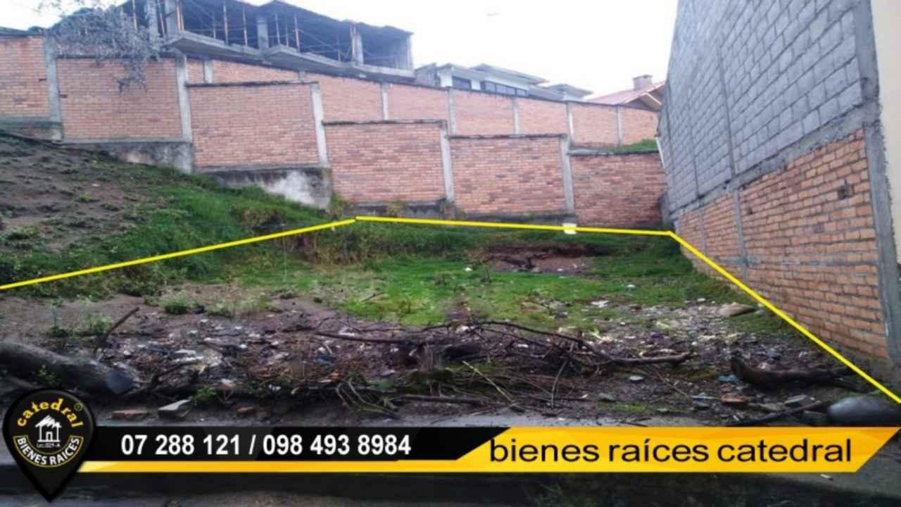 Land for Sale in Azogues Ecuador sector BOSQUE AZUL
