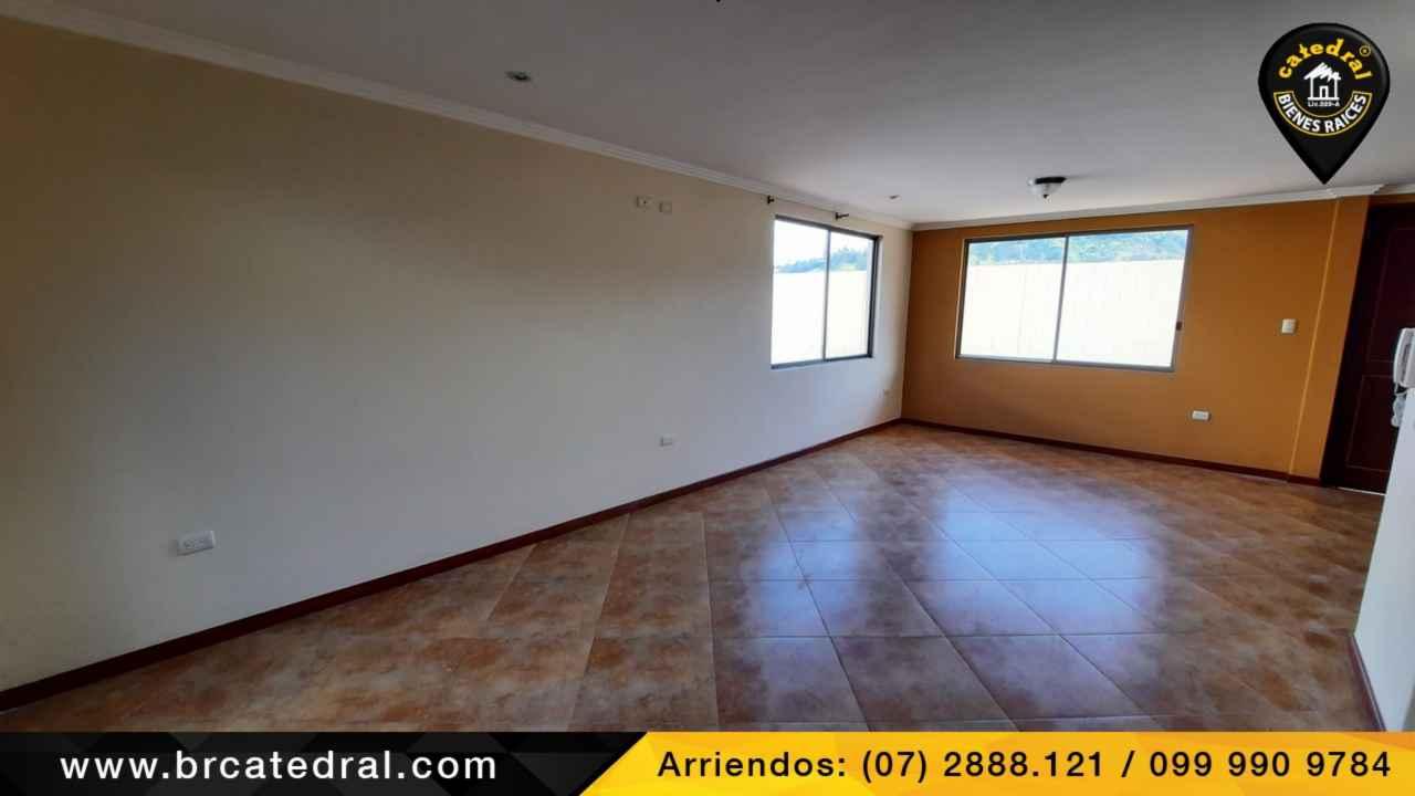 House for Rent in Cuenca Ecuador sector Unión Alta de Baños