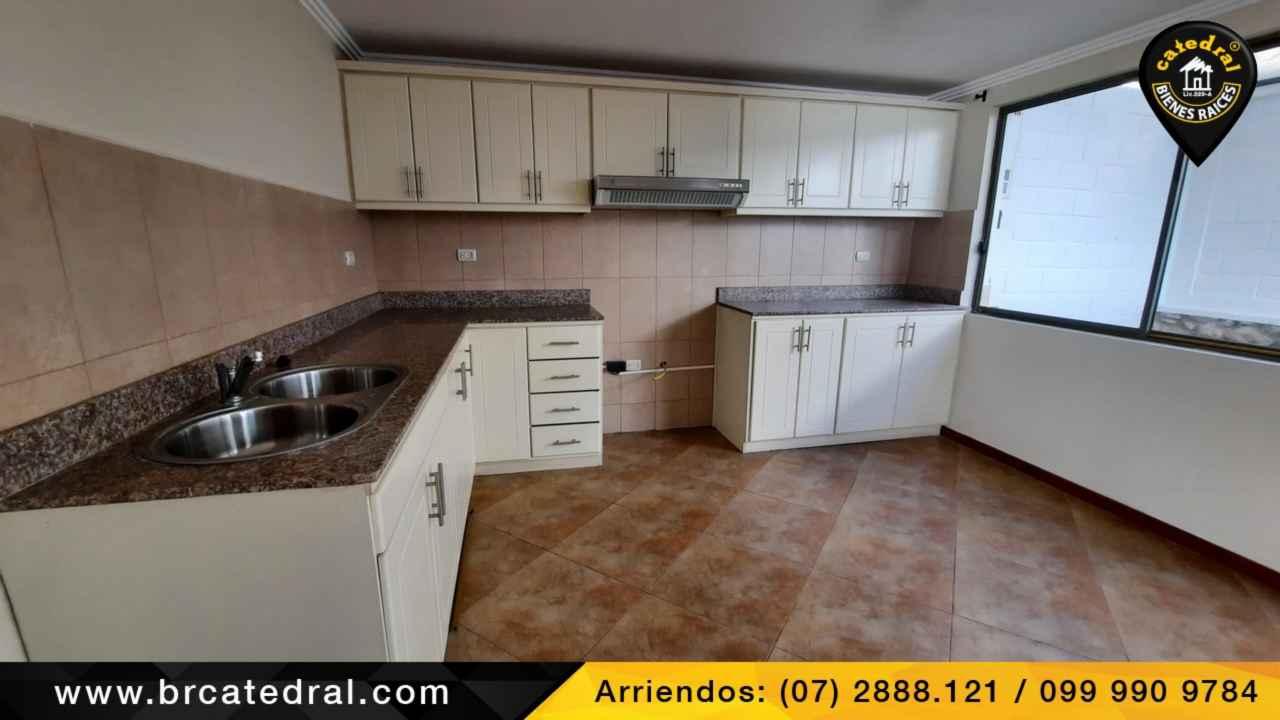 House for Rent in Cuenca Ecuador sector Camino viejo Baños