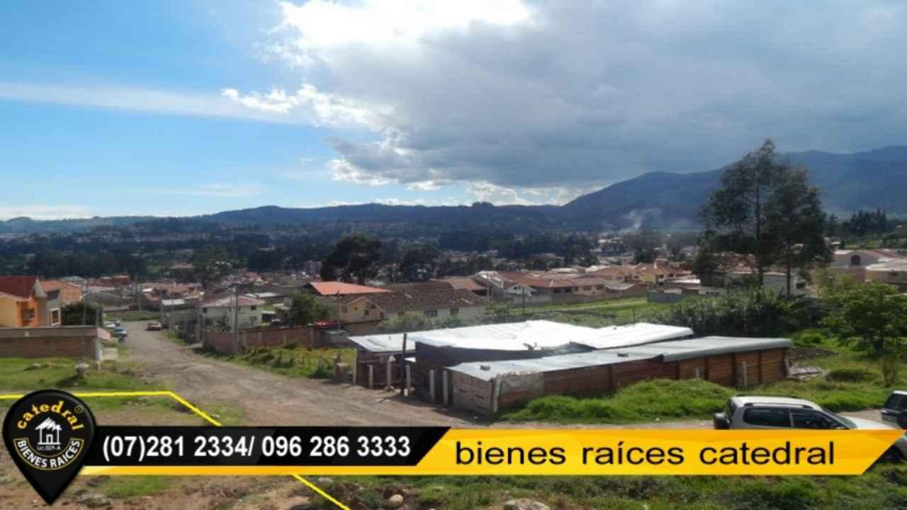 Land for Sale in Cuenca Ecuador sector Av del Tejar - Cerezos - Ordoñez Lasso