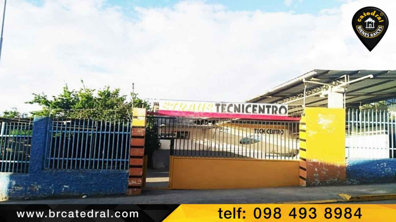Warehouse for Rent in Azogues Ecuador sector S/T