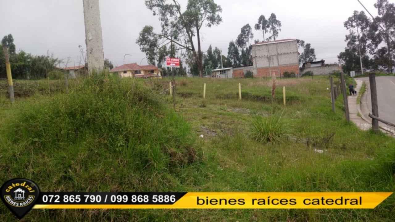 Land for Sale in Cuenca Ecuador sector S/T