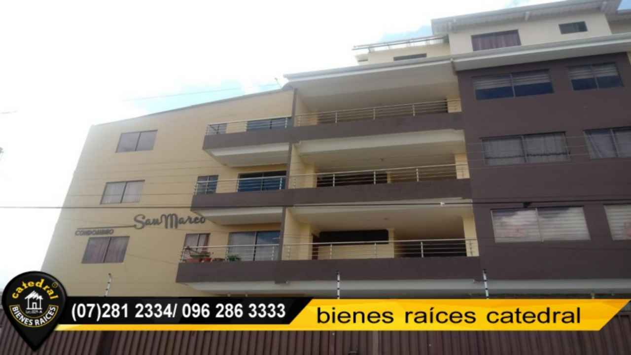 Apartment for Sale in Cuenca Ecuador sector Colegio Borja - Baños