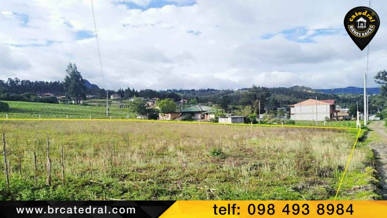Land for Sale in Azogues Ecuador sector S/T