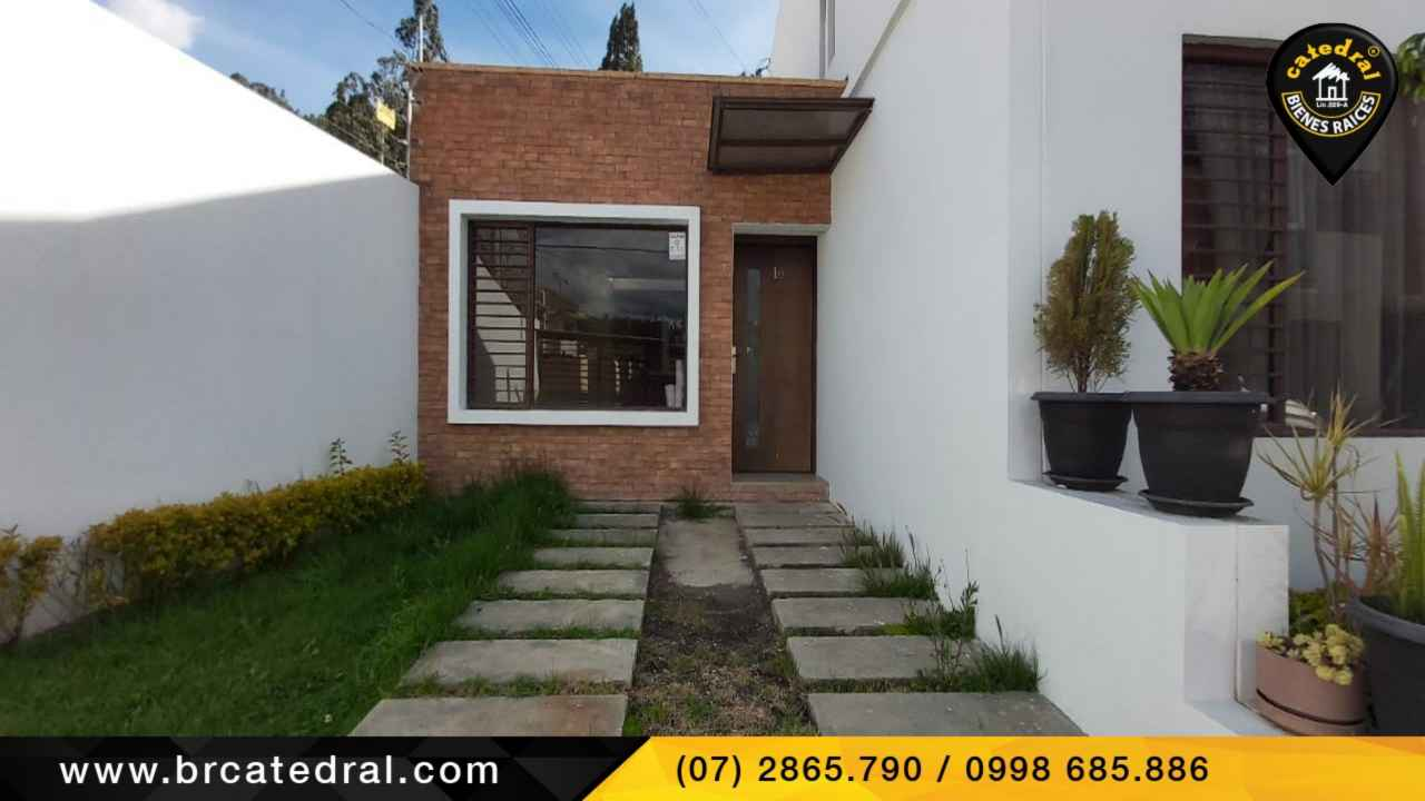 House for Rent in Cuenca Ecuador sector Cdla. Kennedy