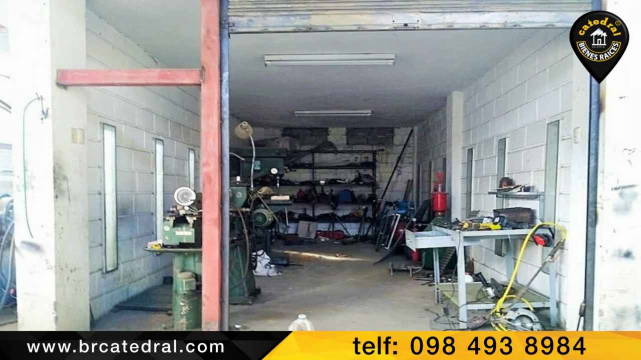 Warehouse for Sale in Azogues Ecuador sector S/T
