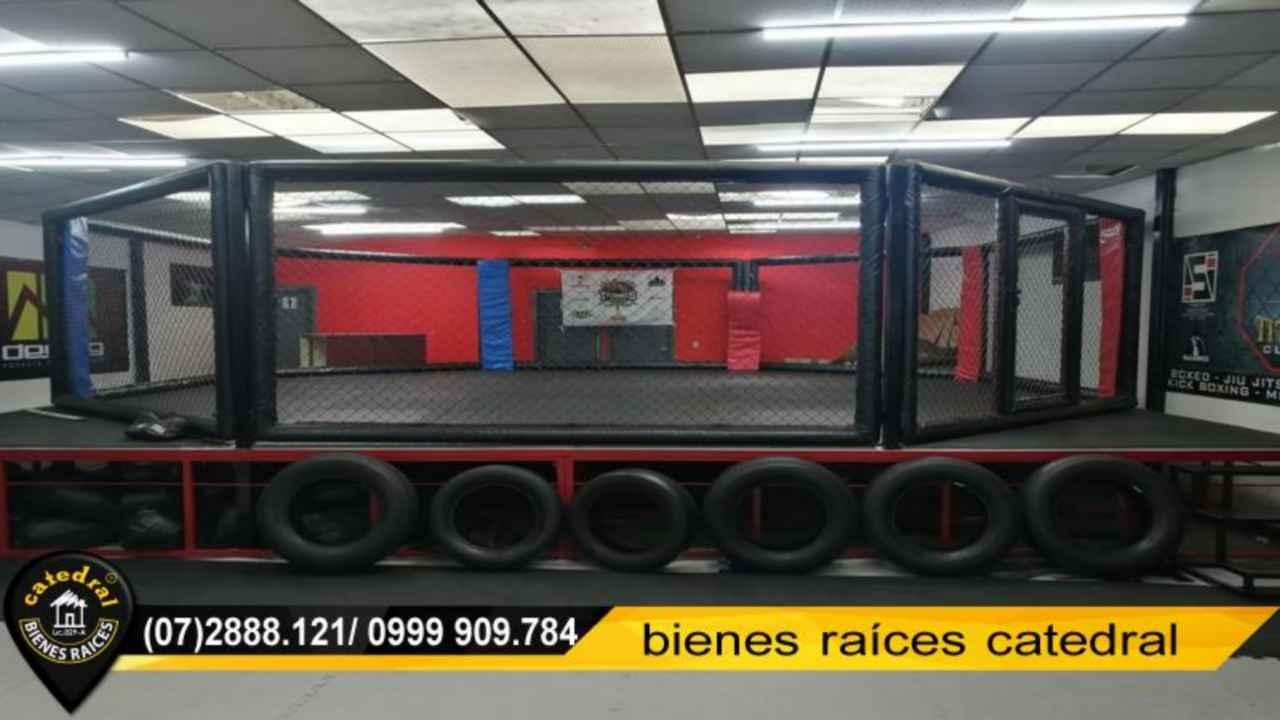 Commercial property for Sale in Cuenca Ecuador sector Americas y Nicolas de Rocha - Coral Centro