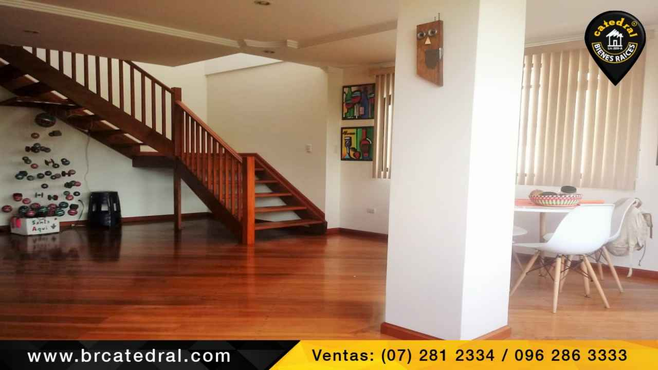 Apartment for Sale in Cuenca Ecuador sector Av. 12 de abril El Vergel