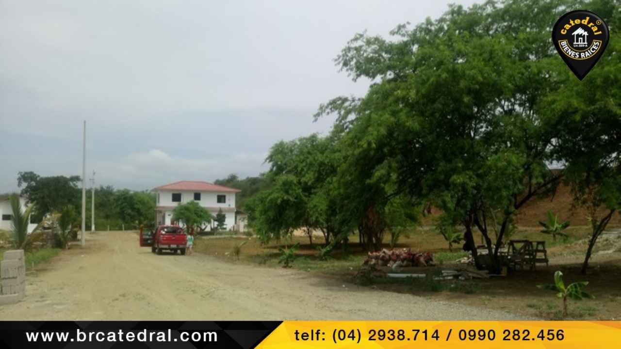 Land for Sale in Cuenca Ecuador sector Santa Elena- OLON