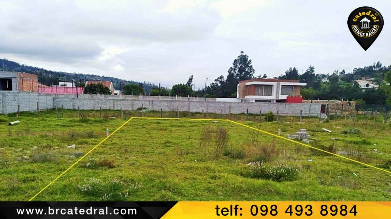 Land for Sale in Azogues Ecuador sector AV 16 DE ABRIL