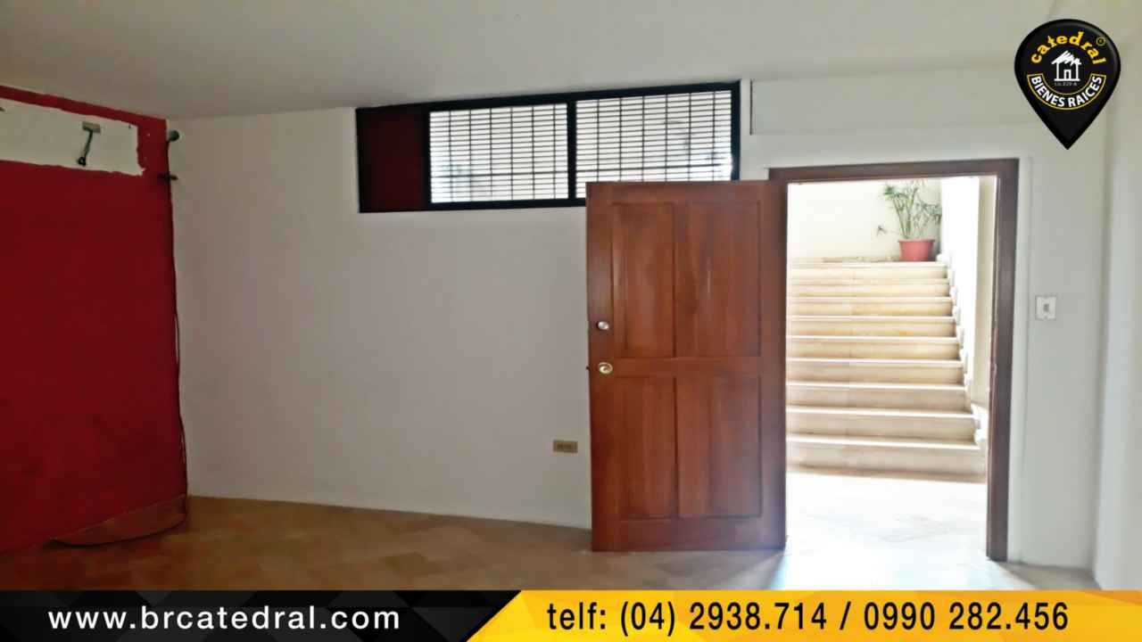 Commercial property for Rent in Guayaquil Ecuador sector Samborondon - Entre Ríos