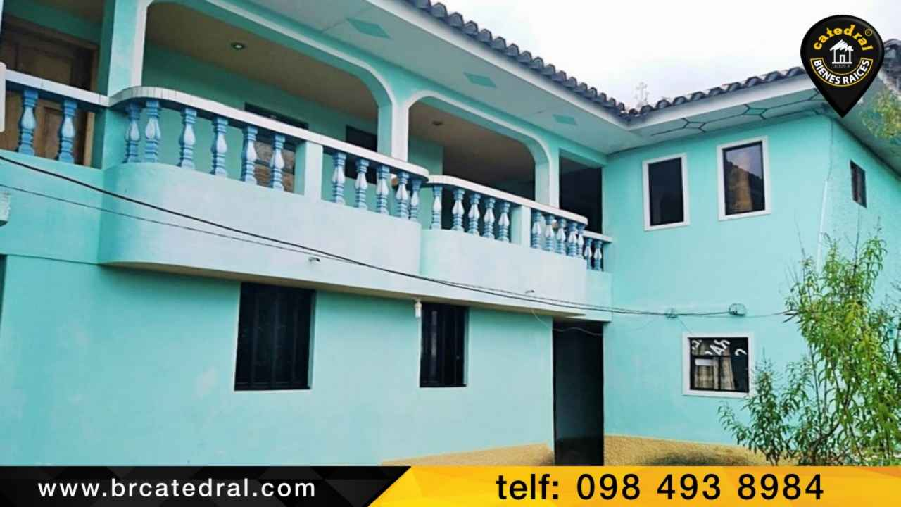 House for Sale in Azogues Ecuador sector Zhozhan