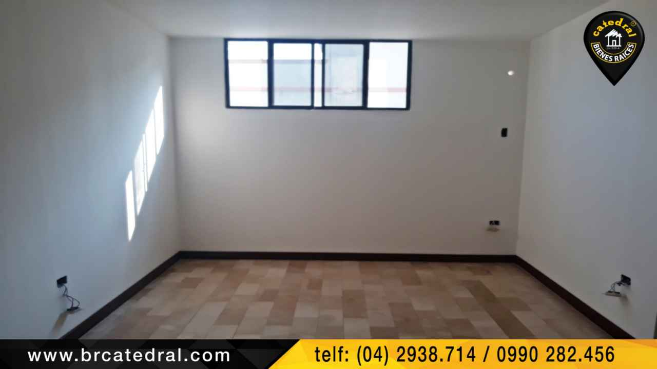 Commercial property for Rent in Guayaquil Ecuador sector s/d