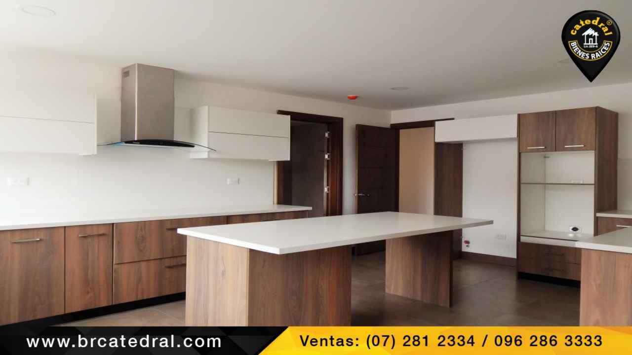 Apartment for Sale in Cuenca Ecuador sector Vista Linda - 12 de Octubre