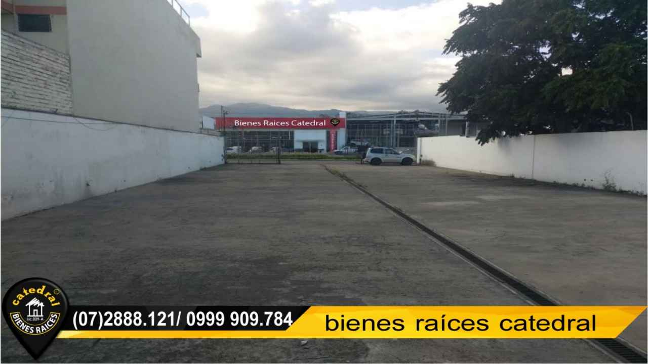Land for Rent in Cuenca Ecuador sector AEROPUERTO