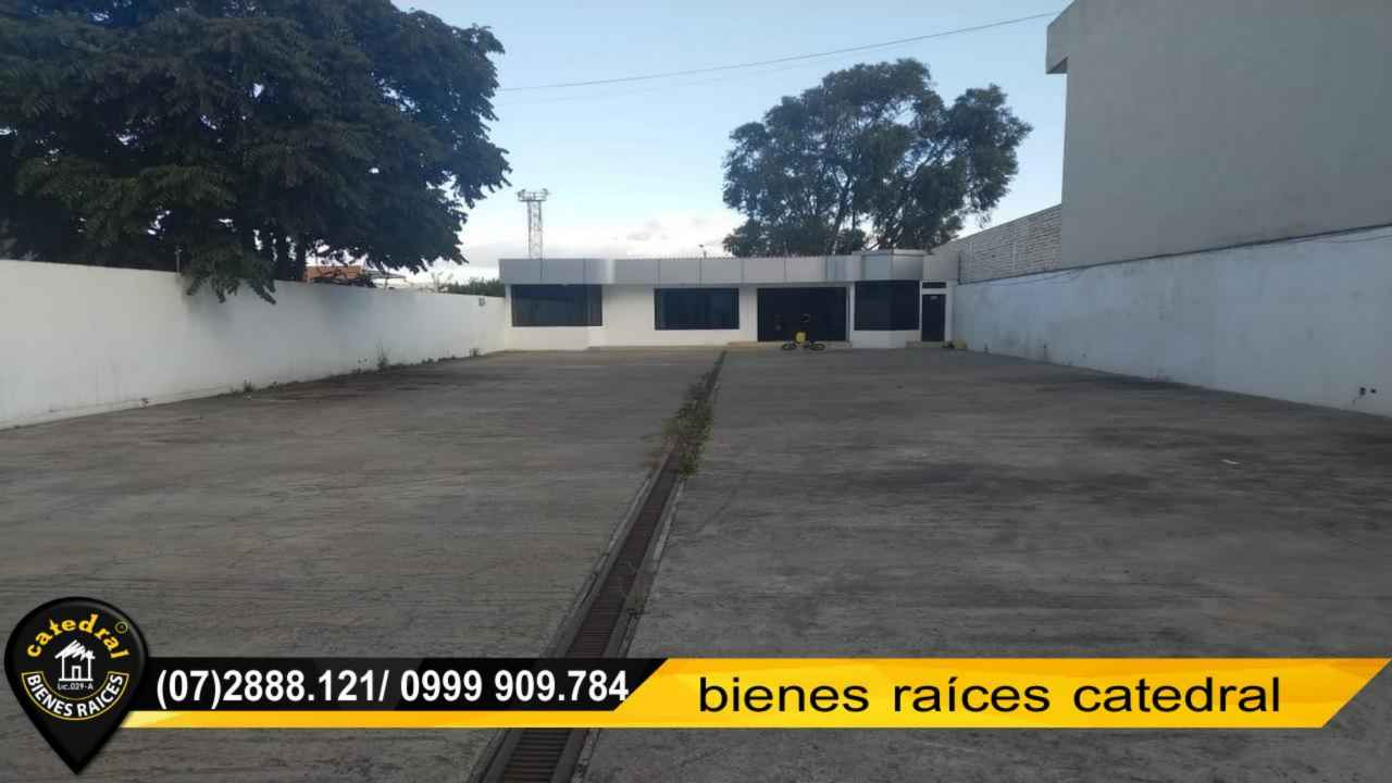 Land for Rent in Cuenca Ecuador sector s/d