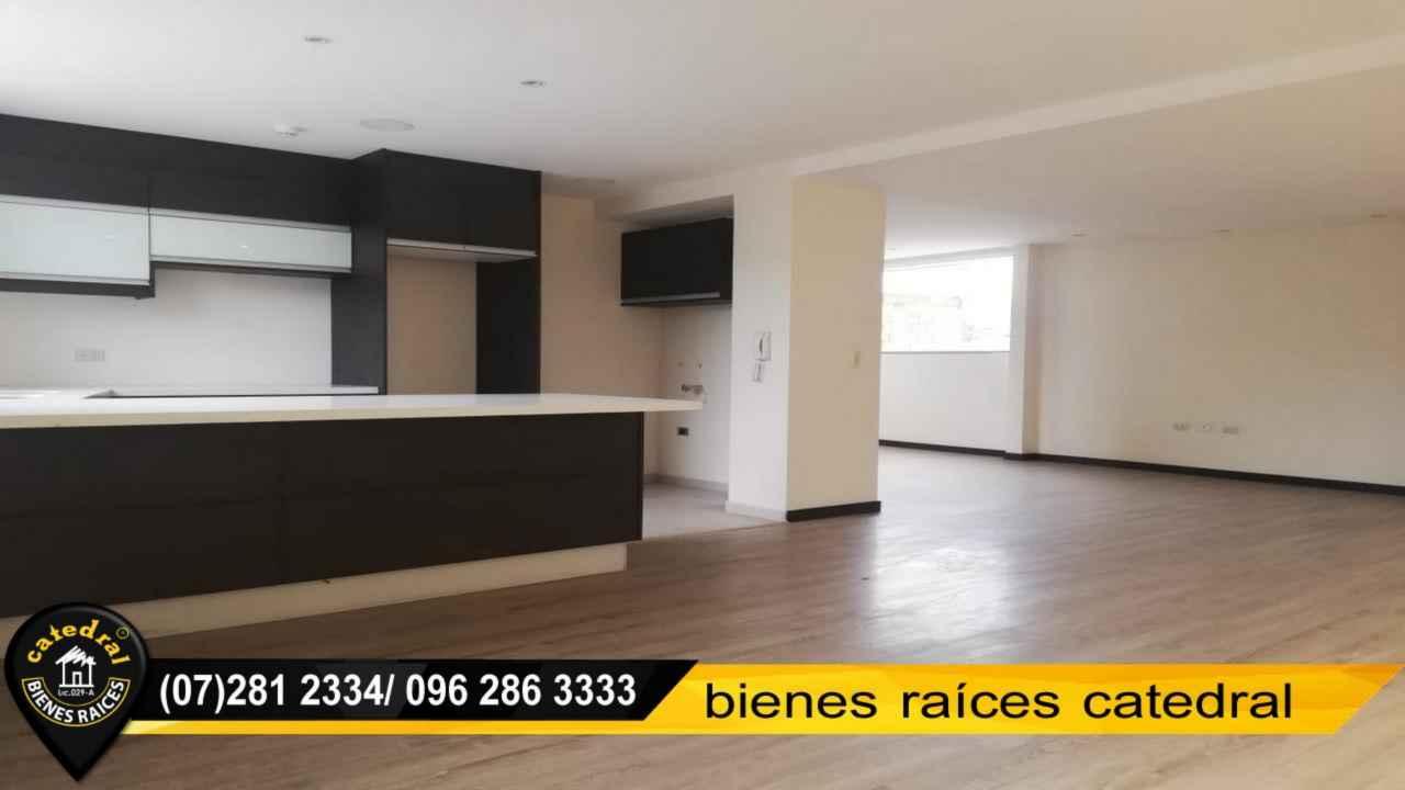 Apartment for Sale in Cuenca Ecuador sector Isabel la Catolica Don Bosco