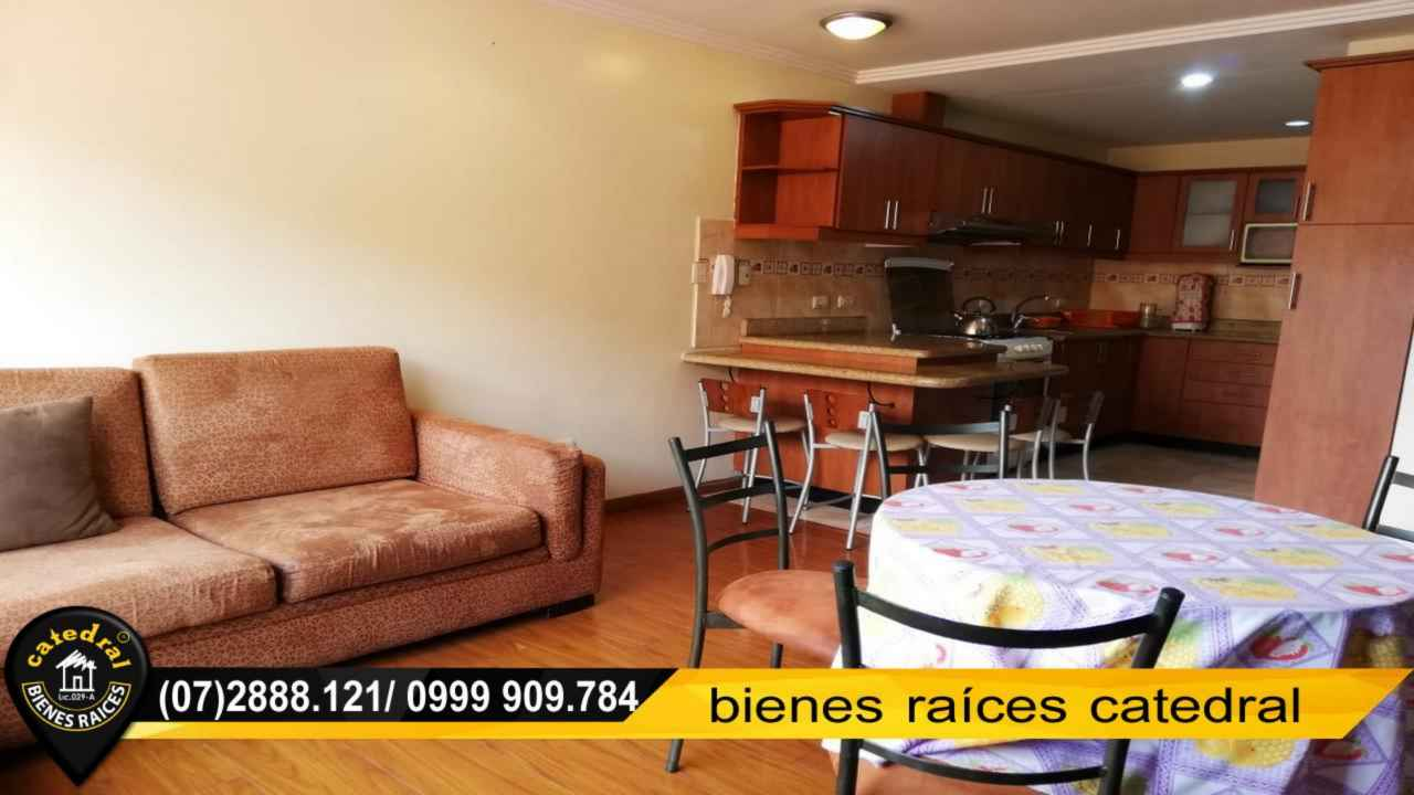Apartment for Rent in Cuenca Ecuador sector Av primero de mayo