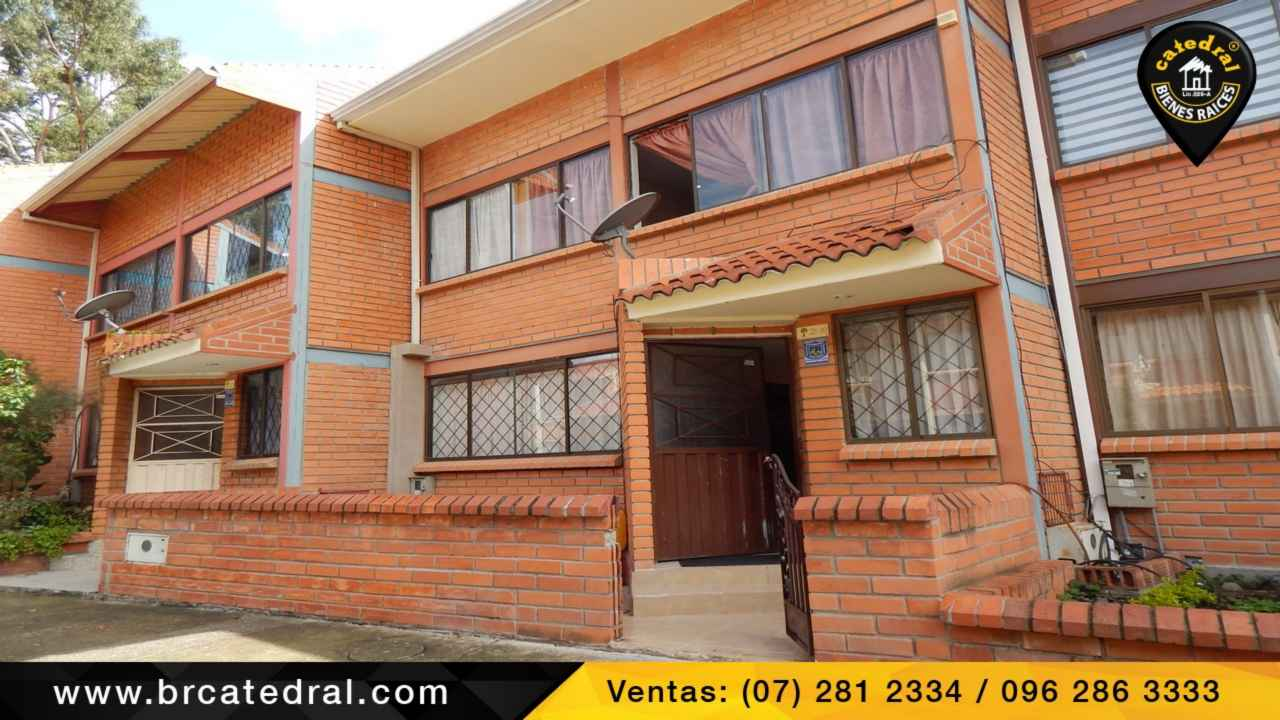 House for Sale in Cuenca Ecuador sector Capulispamba - Los Nogales