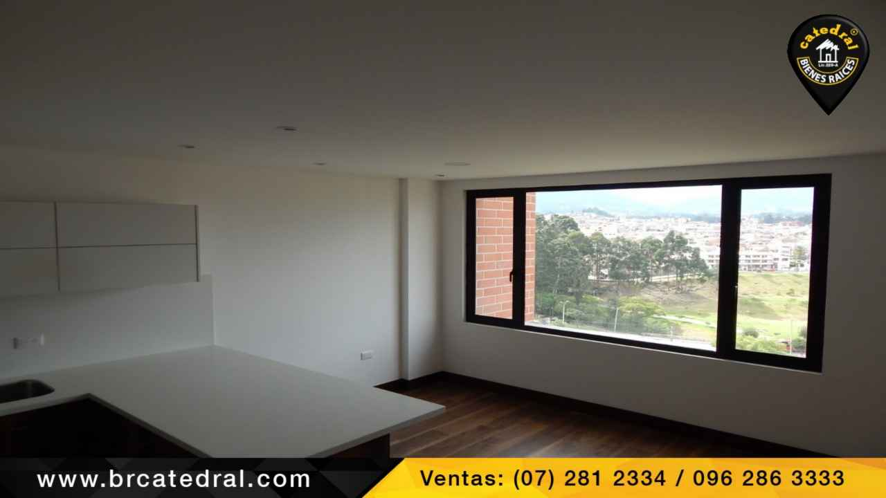 Apartment for Sale in Cuenca Ecuador sector VISTA LINDA