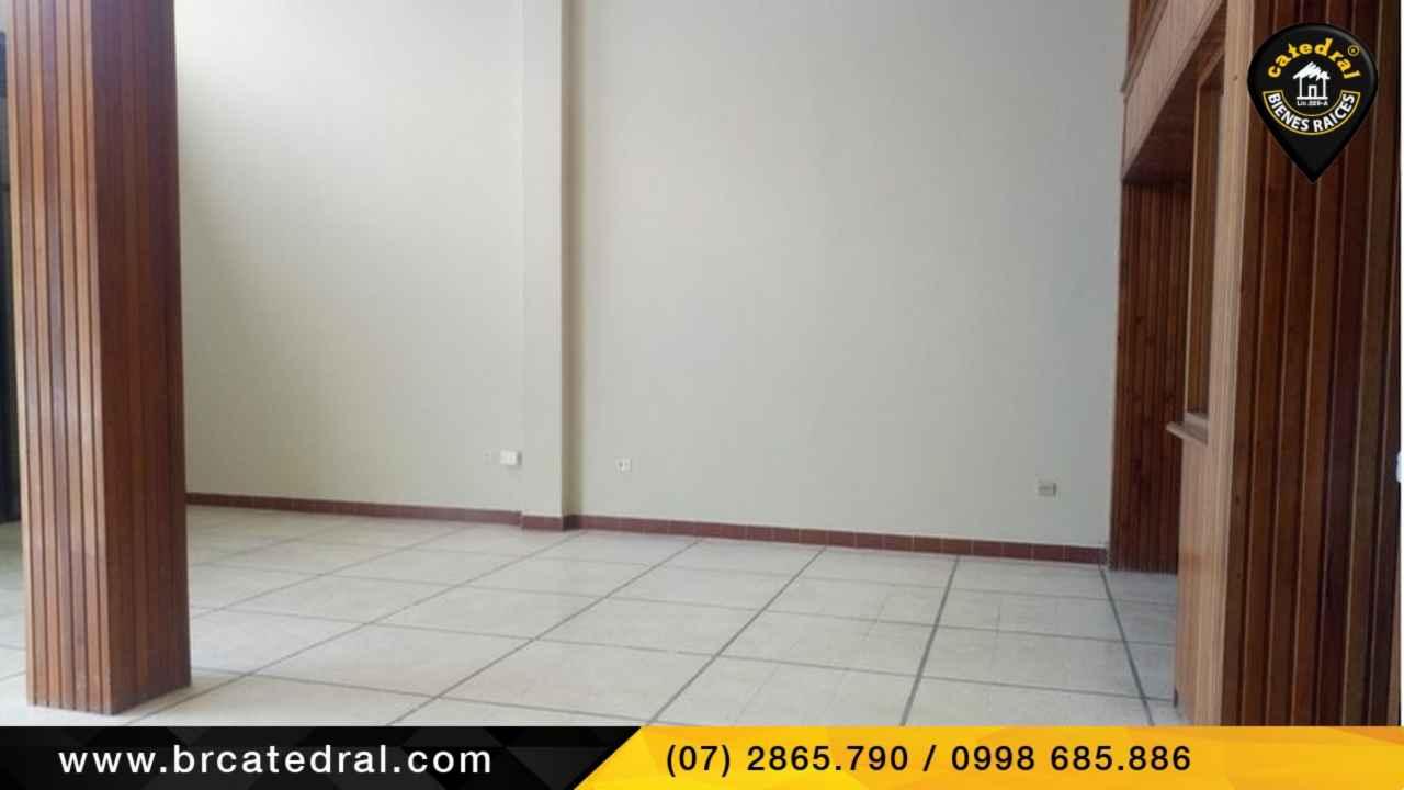 Local Comercial/Oficina/Edificio de Alquiler en Cuenca Ecuador sector Hurtado de Mendoza