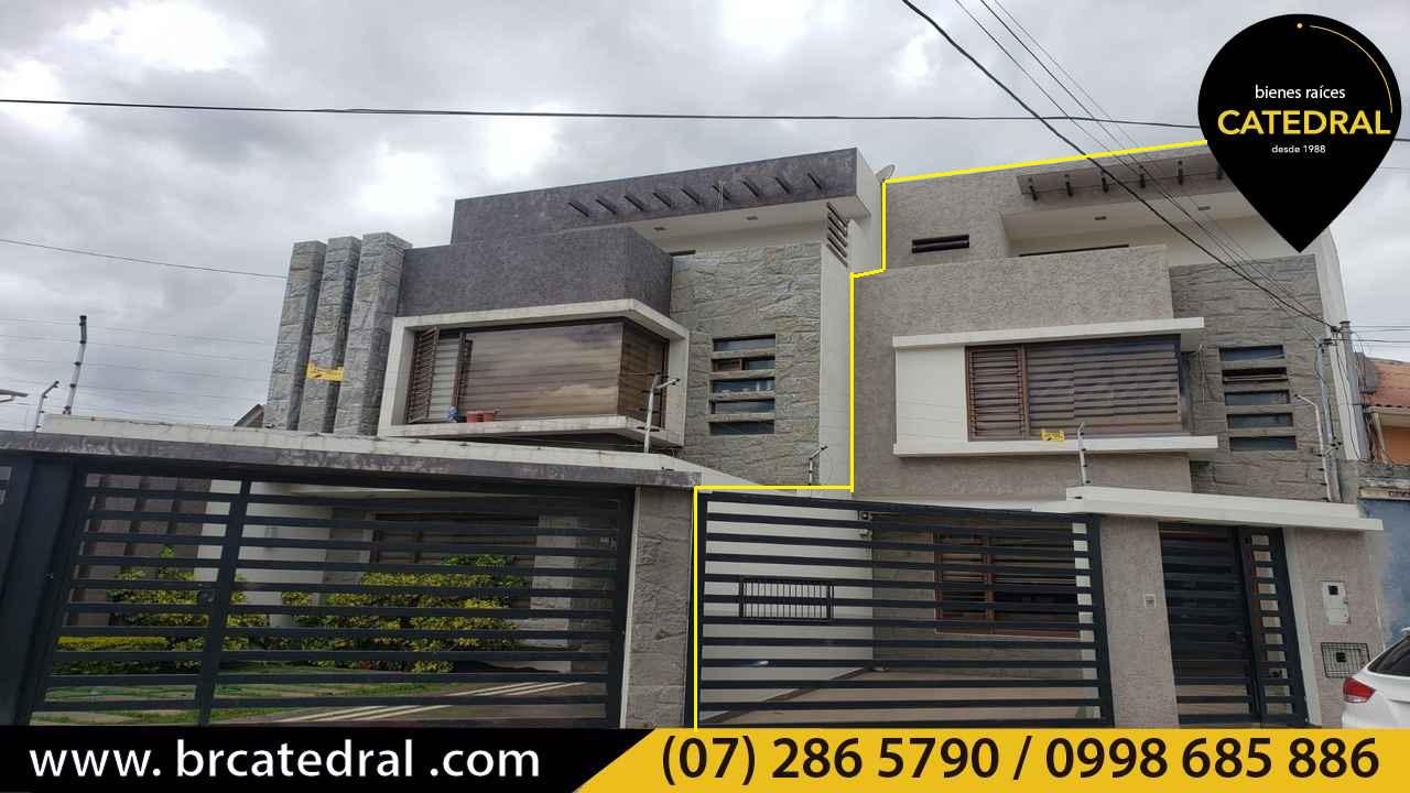 Villa Casa de Venta en Cuenca Ecuador sector Las Pencas