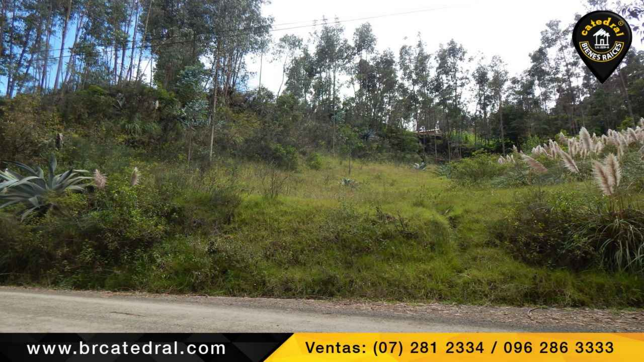 Land for Sale in Cuenca Ecuador sector Deleg - Solano