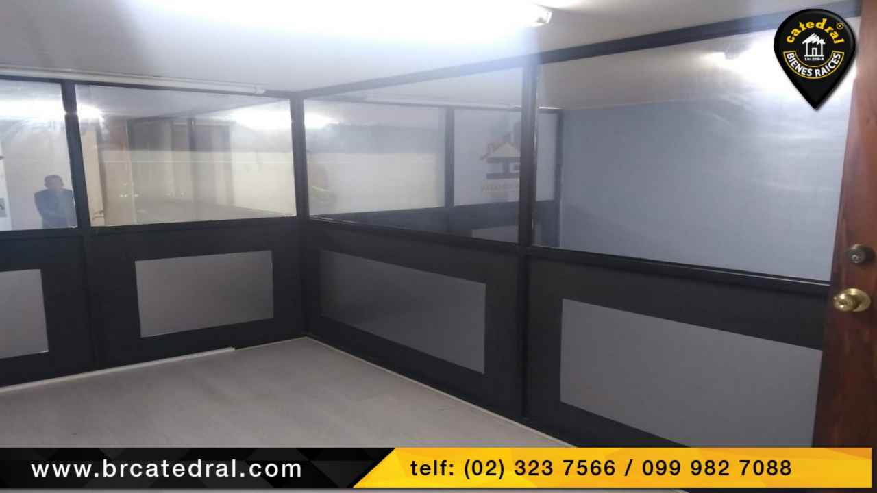 Commercial property for Rent in Quito Ecuador sector S/T