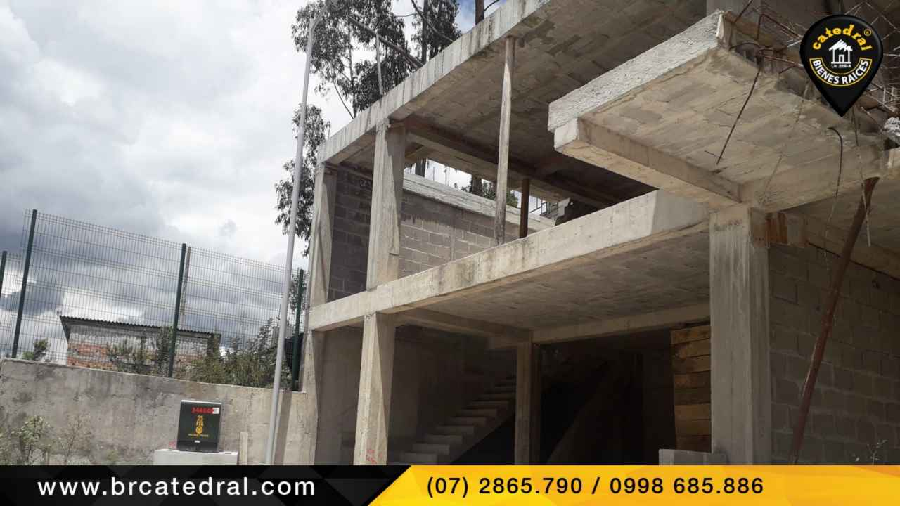 Land for Sale in Cuenca Ecuador sector Urb. Rio Sol