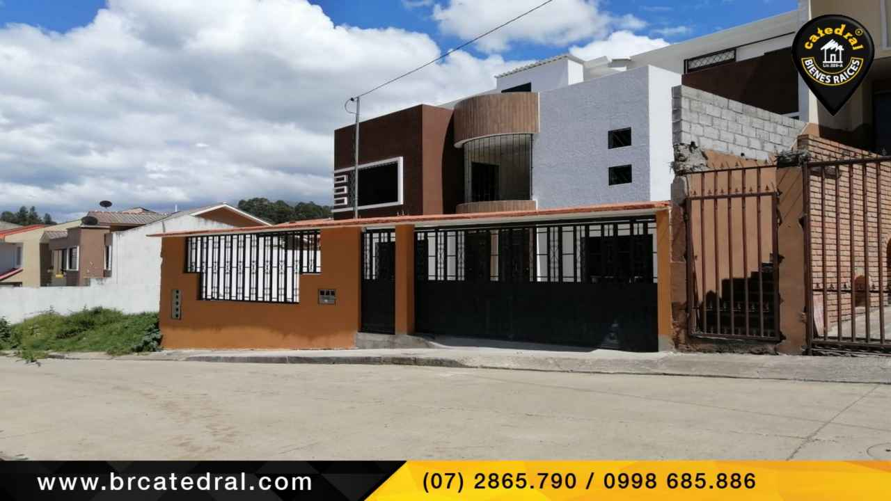 Departamento de Alquiler en Cuenca Ecuador sector Calle del Migrante