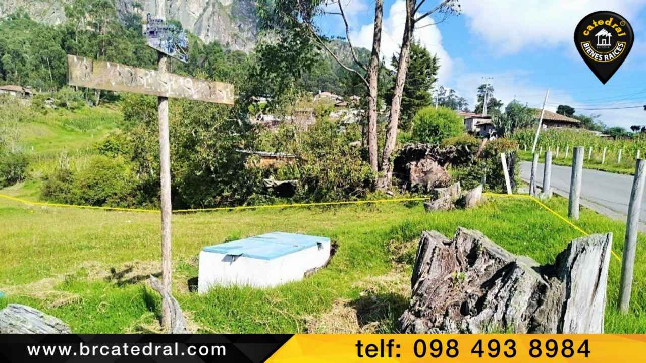 Land for Sale in Azogues Ecuador sector COJITAMBO