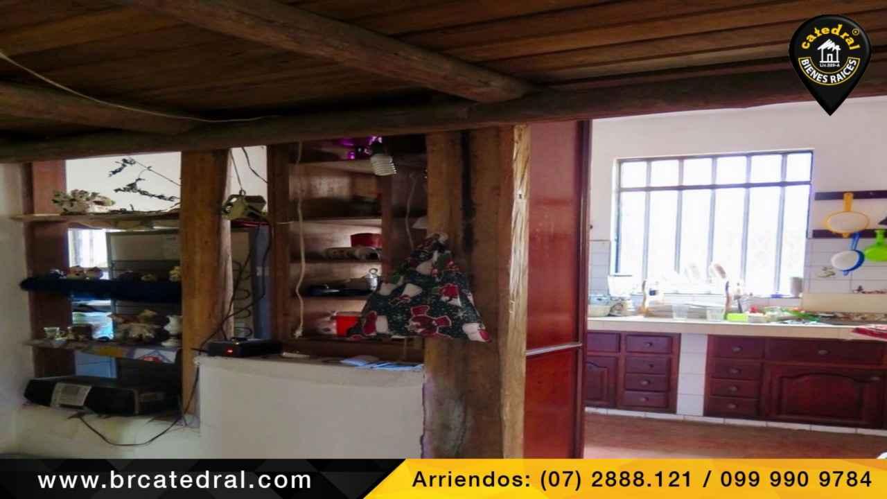 House for Rent in Cuenca Ecuador sector Supermaxi