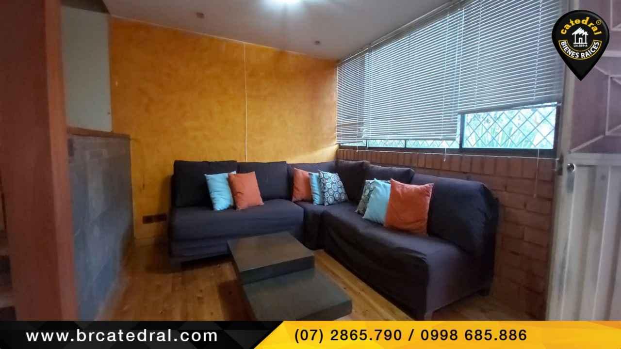 House for Rent in Cuenca Ecuador sector Capulispamba