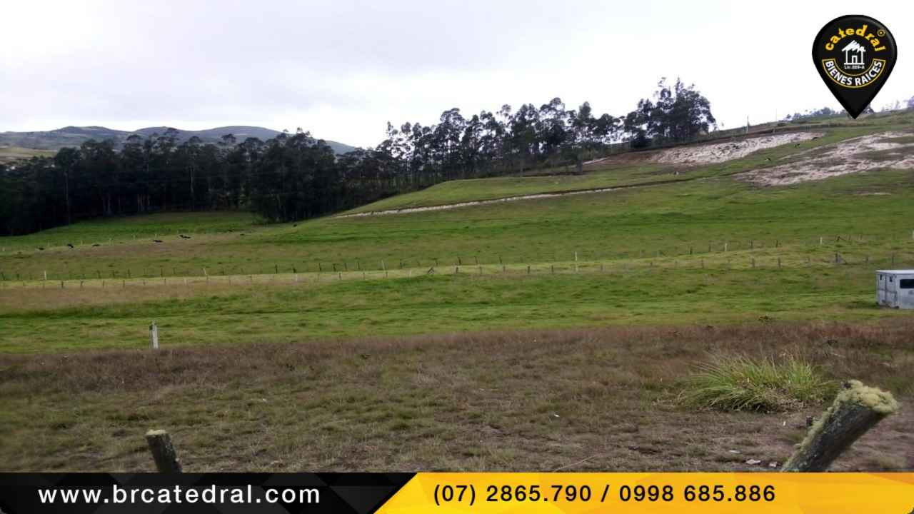 Land for Sale in Cuenca Ecuador sector Tarqui -  Victoria Portete