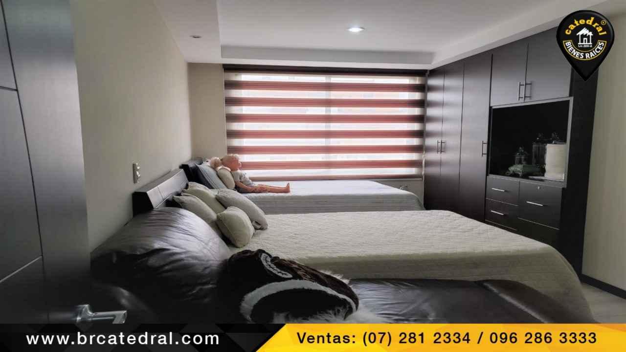 Apartment for Sale in Cuenca Ecuador sector S/T