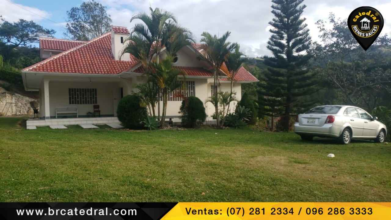Ranch for Sale in Cuenca Ecuador sector Lentag - La Asuncion