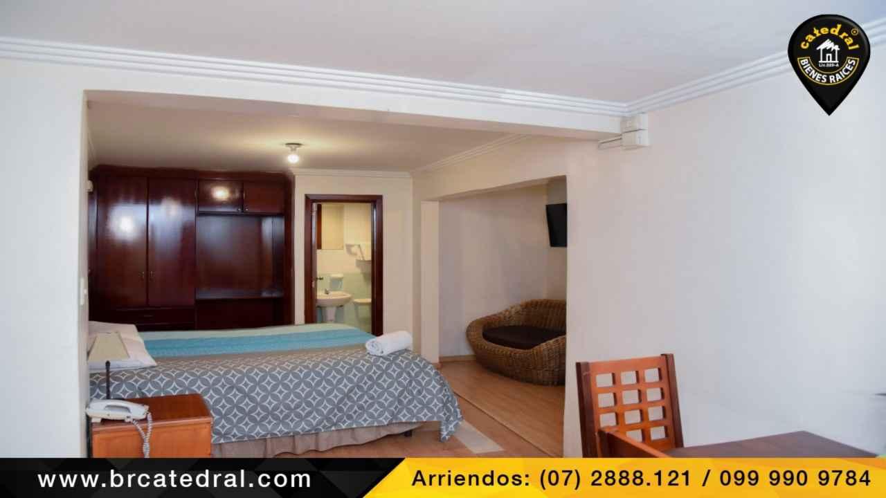 Apartment for Rent in Cuenca Ecuador sector Universidad de Cuenca