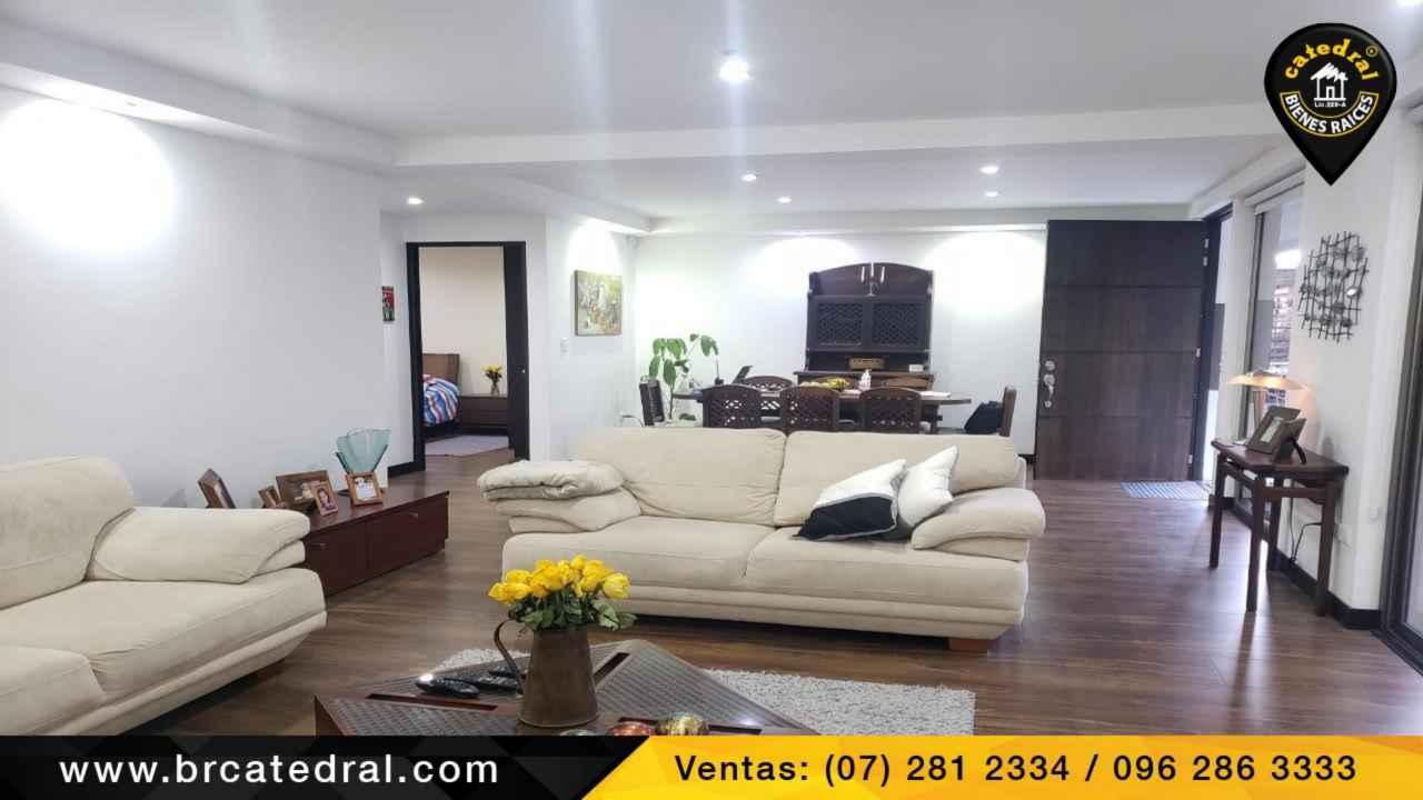 Apartment for Sale in Cuenca Ecuador sector Estadio - Paucarbamba
