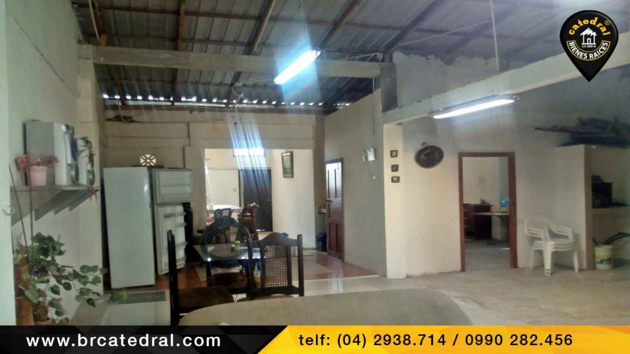 House for Sale in Playas Ecuador sector S/T