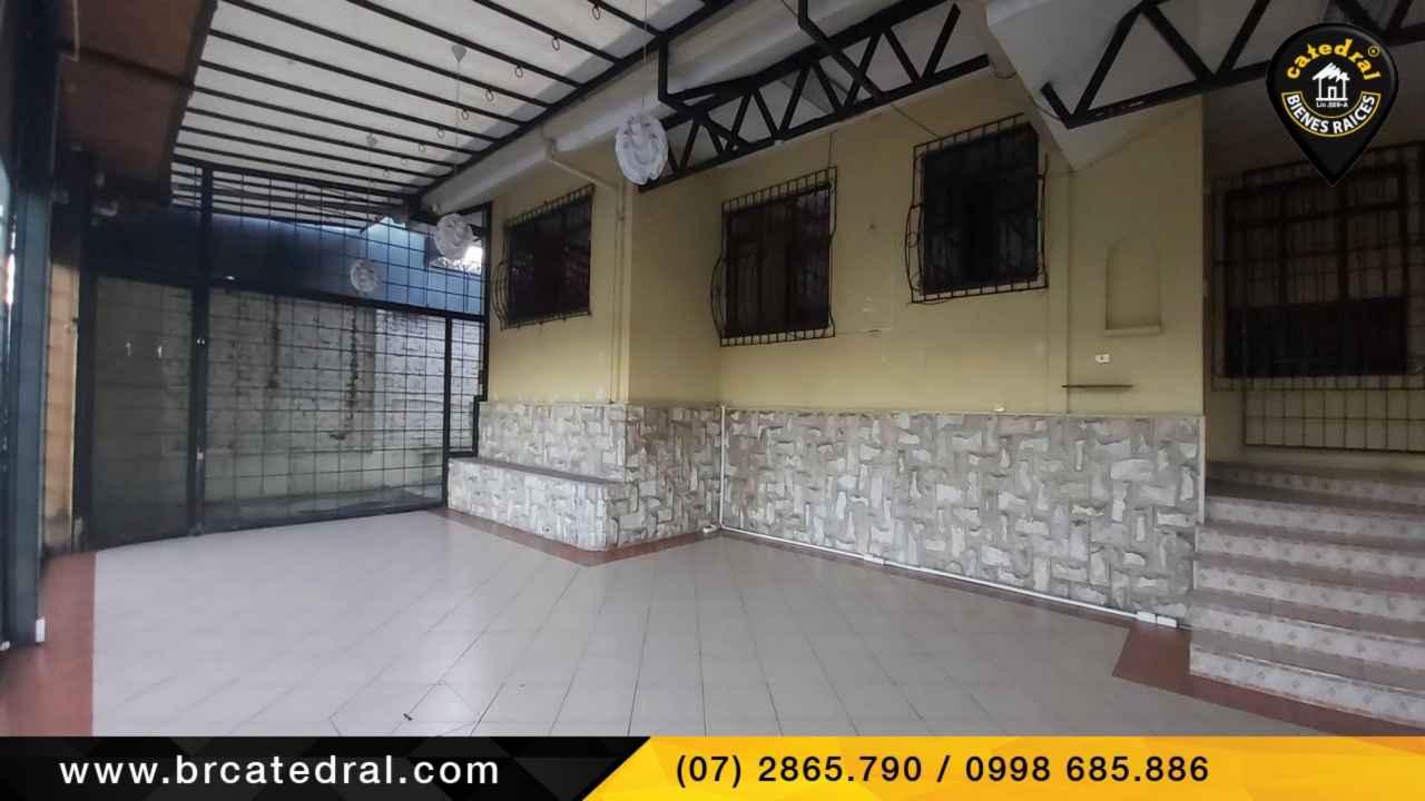 House for Rent in Cuenca Ecuador sector Av. las Americas