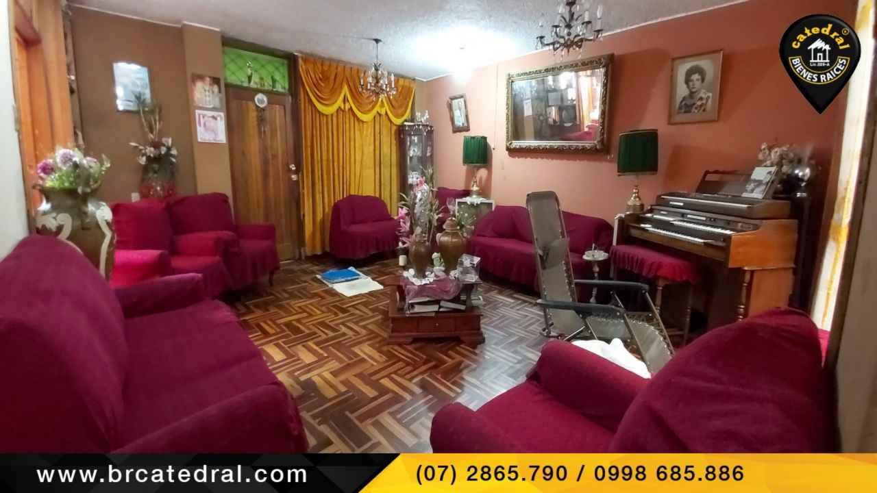 Villa Casa de Venta en Cuenca Ecuador sector Centro