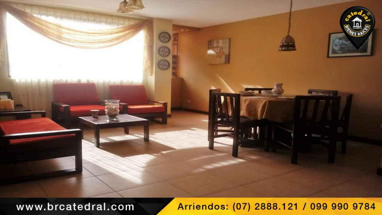 Apartment for Sale in Cuenca Ecuador sector Don Bosco