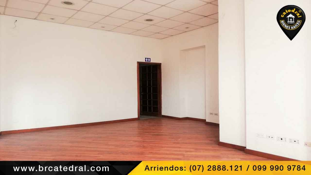 Commercial property for Rent in Cuenca Ecuador sector s/d