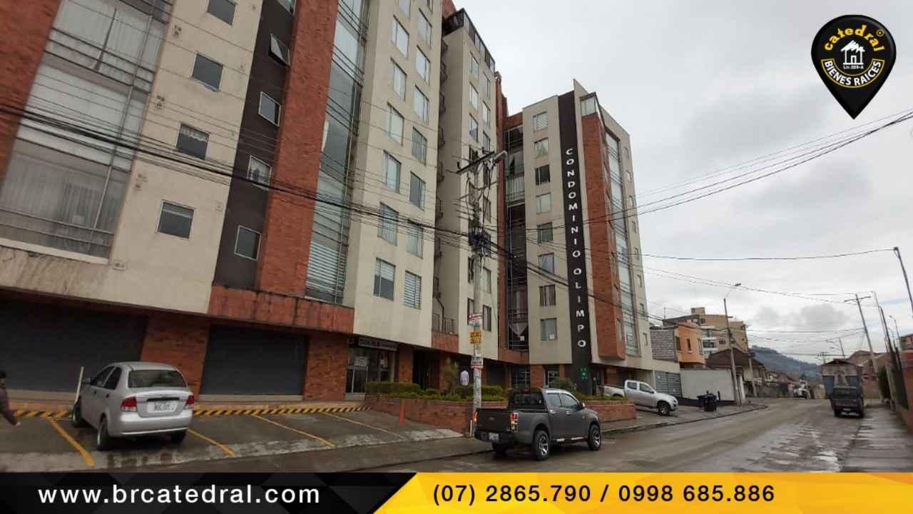 Apartment for Sale in Cuenca Ecuador sector Edif. Olimpo