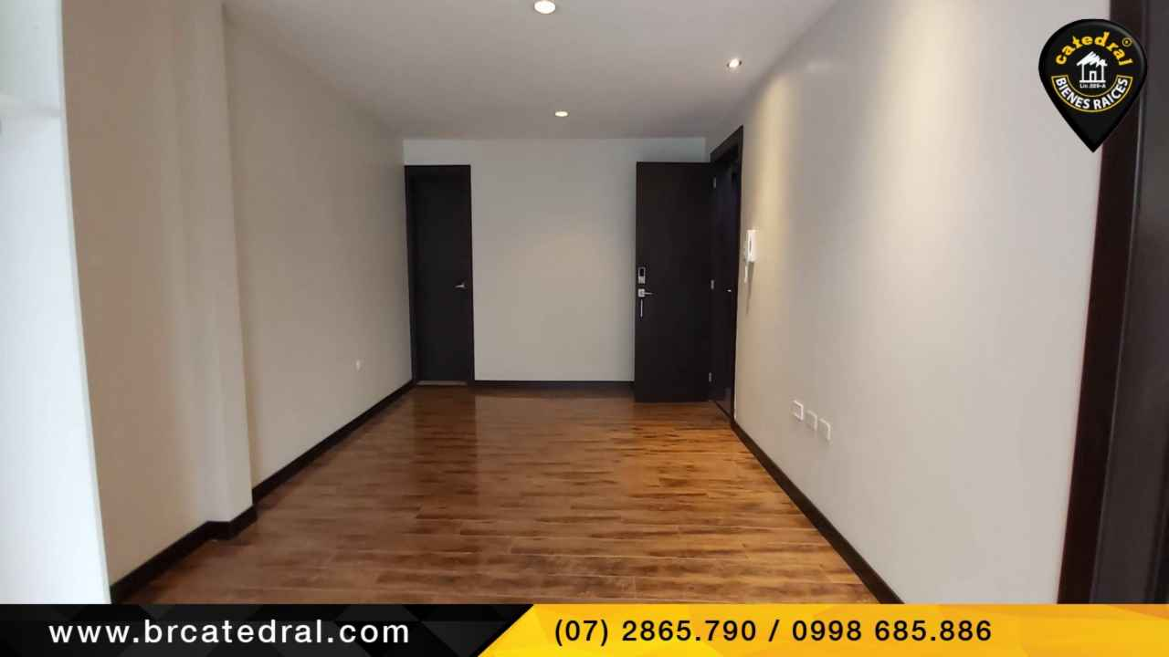 Apartment for Sale in Cuenca Ecuador sector Av. 12 de Abril